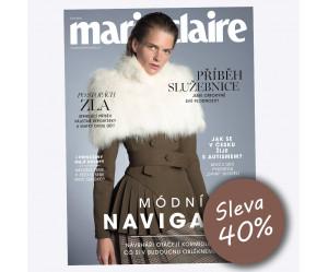 Roční předplatné Marie Claire