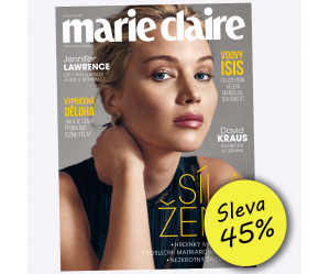 Roční předplatné Marie Claire se slevou 45%