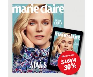 DNY MARIANNE: Kombinované předplatné (tištěné + digitální) se slevou 30%