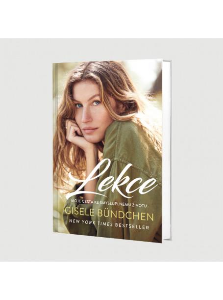 Roční předplatné Marie Claire + KNIHA OD GISELE BÜNDCHEN