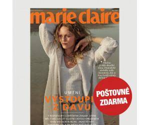 Aktuální vydání Marie Claire 10/2020 - POŠTOVNÉ ZDARMA (pouze pro ČR)