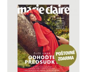 Aktuální vydání Marie Claire 11/2020 s kosmetikou pro vás POŠTOVNÉ ZDARMA  (pouze pro ČR).